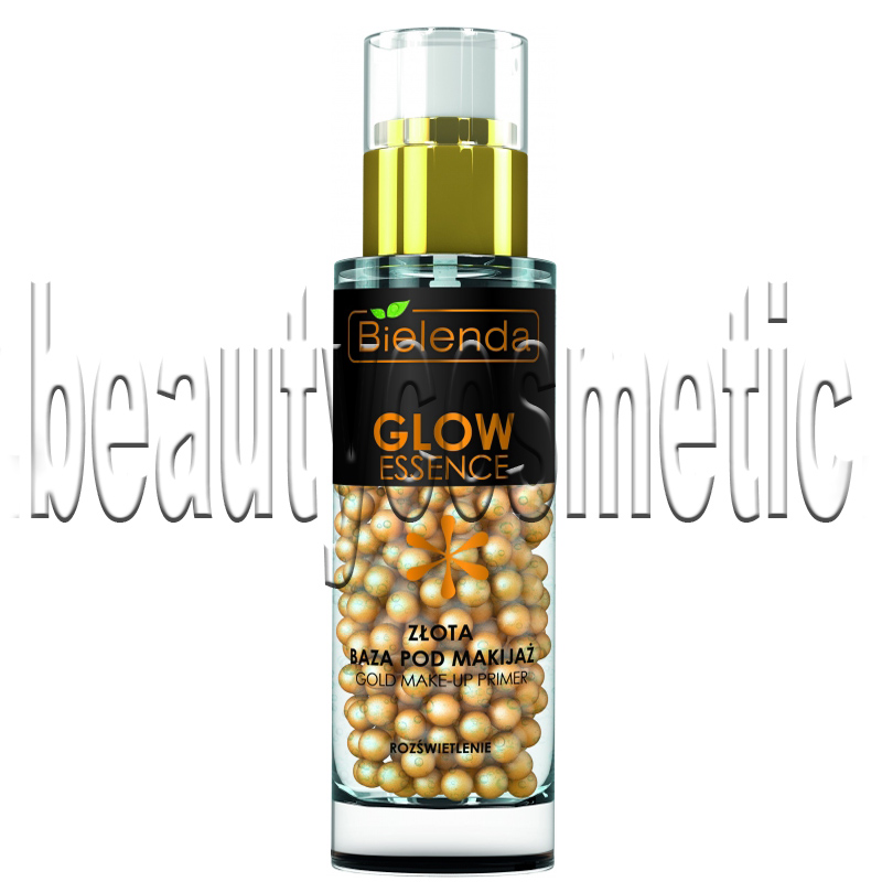 Bielenda Glow Essence Illuminating Gold Makeup Base