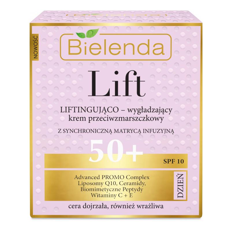 Bielenda Lift дневен повдигащ и хидратиращ крем против..