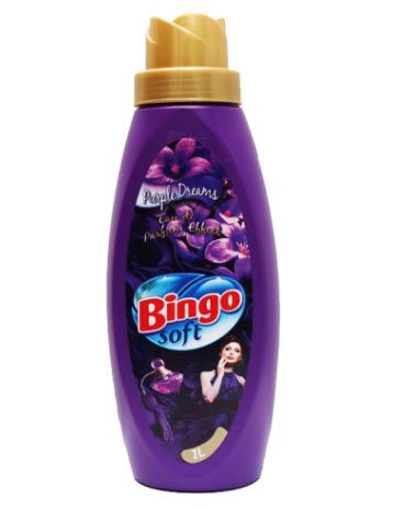 Bingo Soft Purple Dreams омекототел