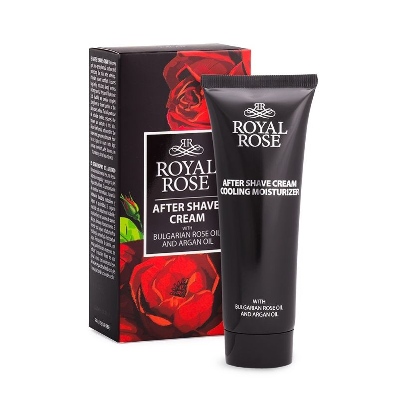 BioFresh Royal Rose aftershave after shave cream