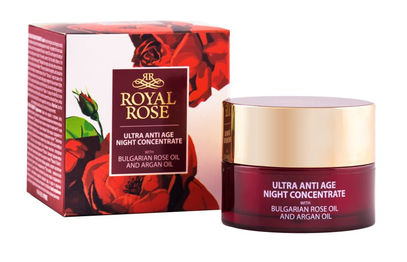 BioFresh Royal Rose нощен концентрат