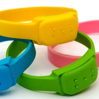 BionSquito Silicone bracelet against mosquitoes for children