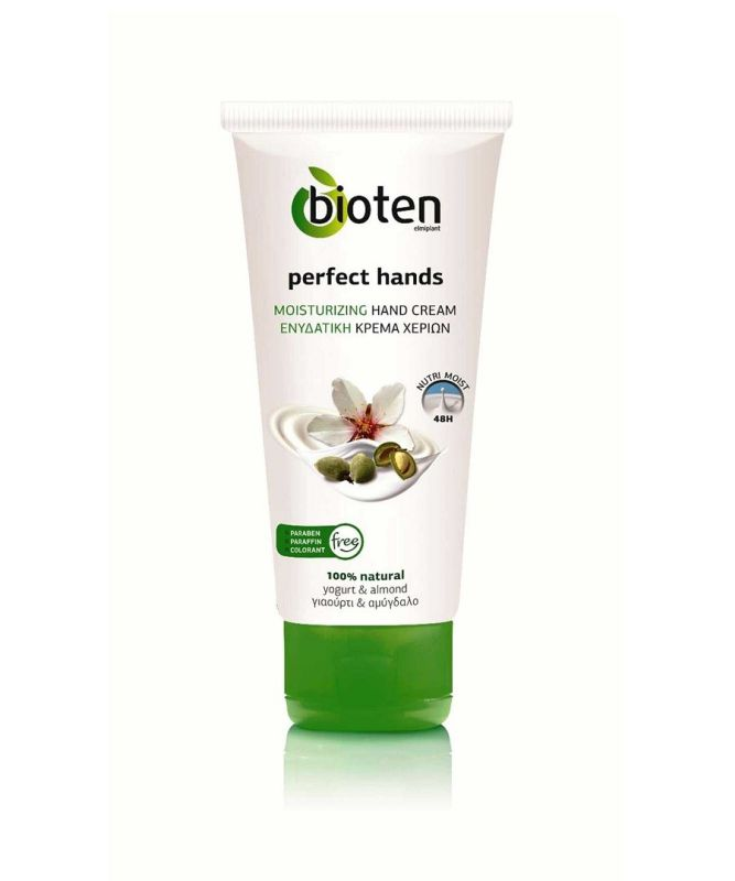 Bioten moisturizing hand cream for normal skin