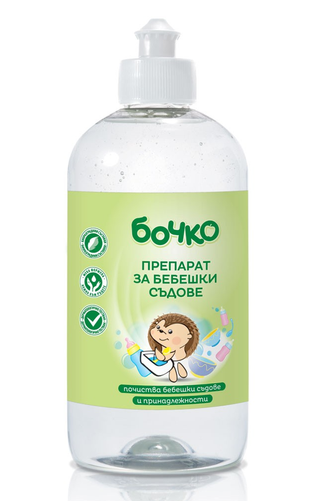 Bochko detergent for the baby dishes 500ml