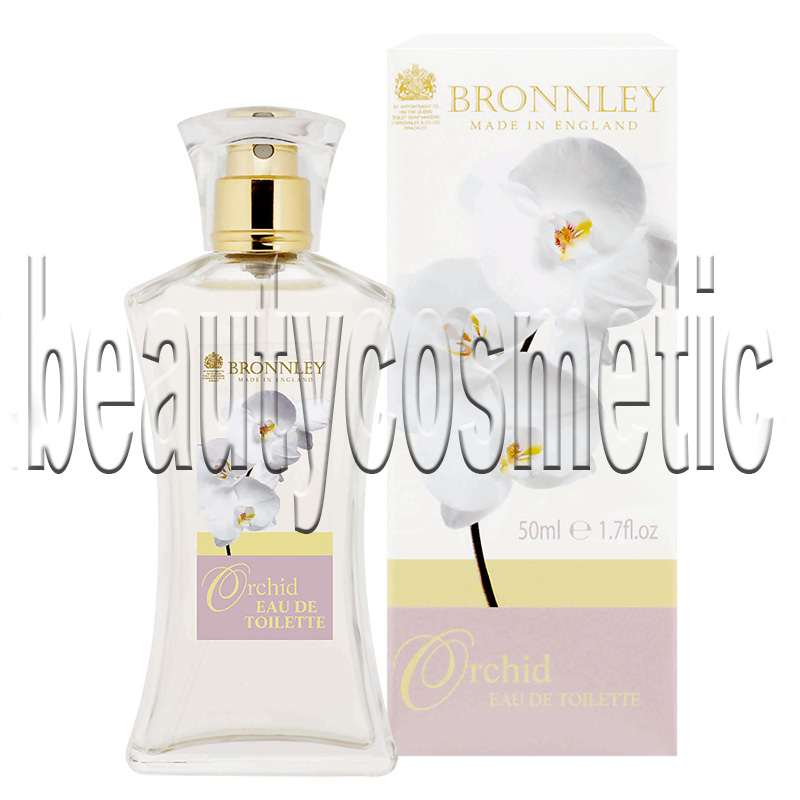 Bronnley Orchid EDT 50ml