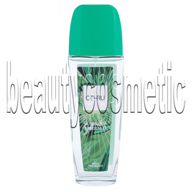C-THRU Luminous Emerald natural spray