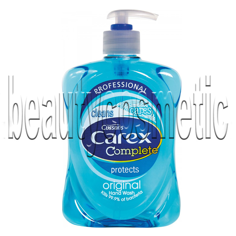 Carex Original liquid soap