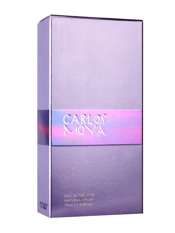 Carlos Moya Woman EDT