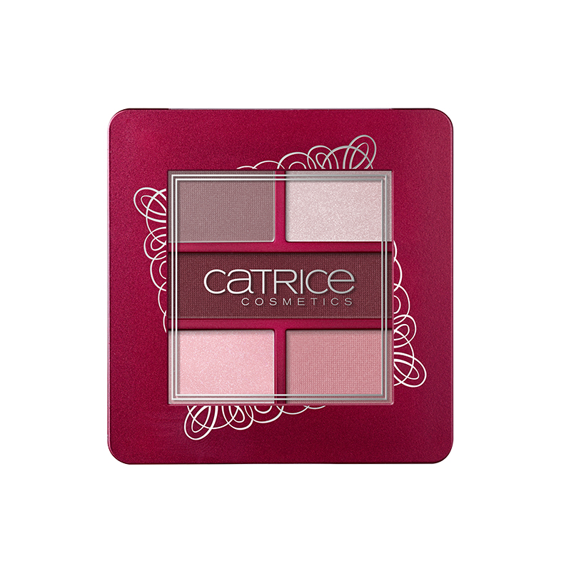 Catrice Provo palette shadows