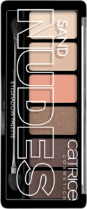 Catrice Sand Nudes eye shadow palette