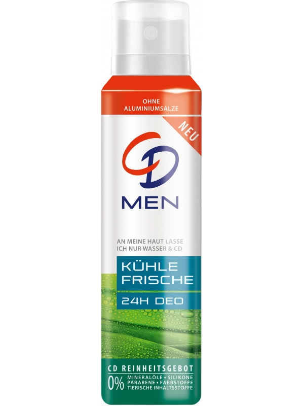 CD Men deo spray