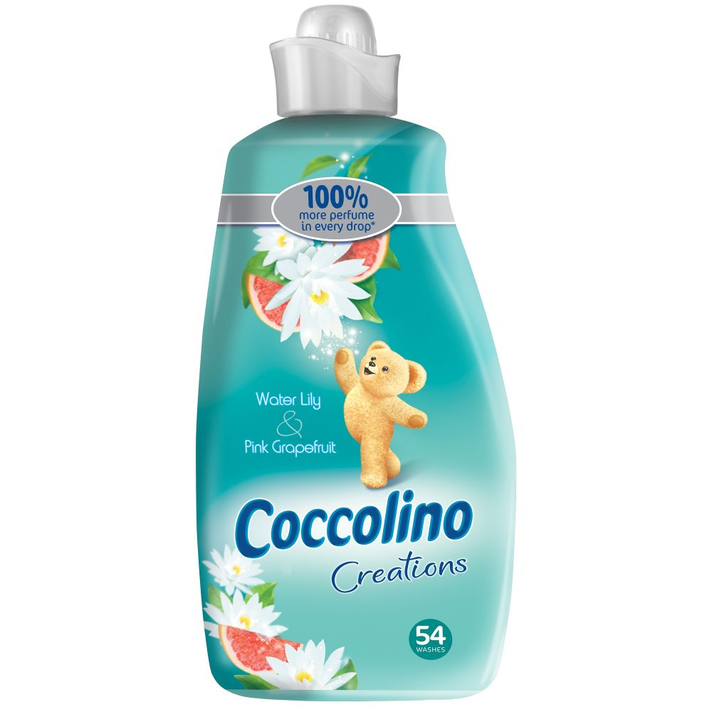 Coccolino Creations Water Lily & Pink Grapefruit 1900ml