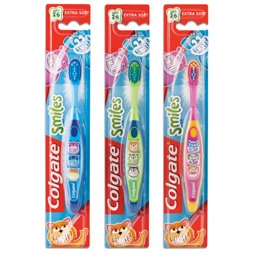 Colgate Smiles Children's Toothbrushes