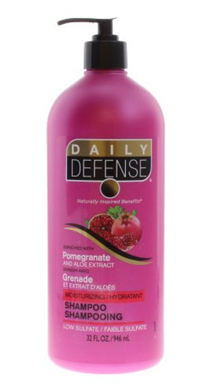 Defense Daily moisturizing shampoo Pomegranate