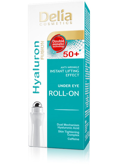 Delia Hyaluron Fusion lifting roll on under eye