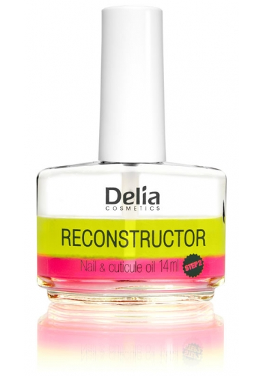 Delia Coral three phases Nail Oil