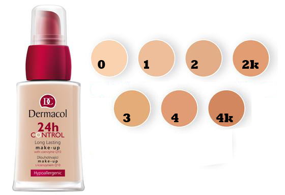Dermacol 24h Control Make Up