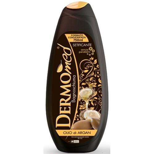 Dermomed Shower Gel With Argan Oil Beautycosmetic Online