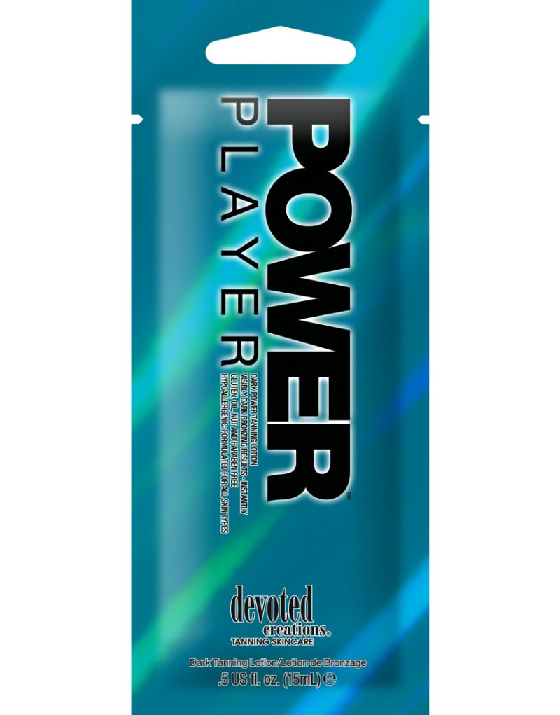 Devoted Creations Power Player Хипоалергичен тен ускорител 20ml