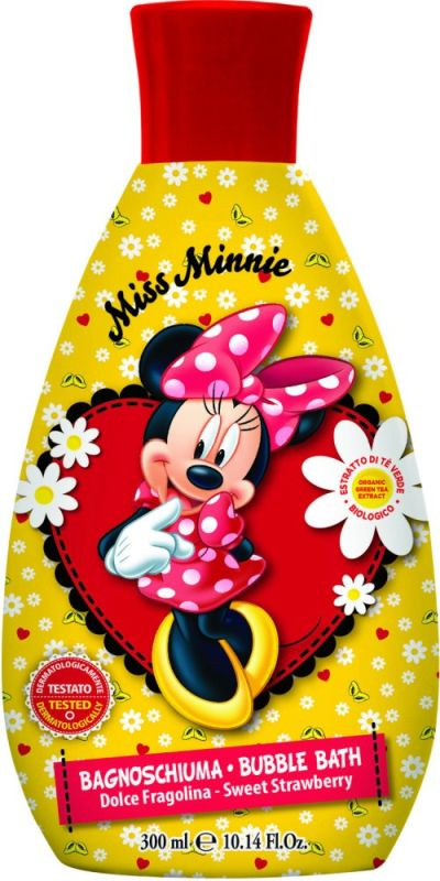 Disney Miss Minnie Bath & Shower gel