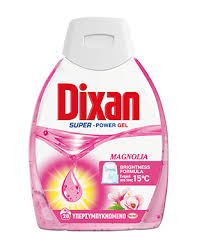 Dixan Magnolia liquid gel for washing 924ml