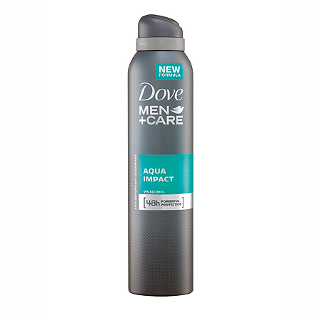 Dove Men Care Aqua Impact део