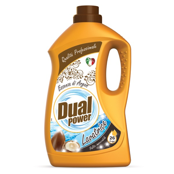 Dual Pоwer Argan течен прах 1680ml