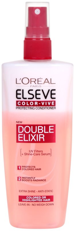 L`Oreal Elseve Color Vive Double Elixir