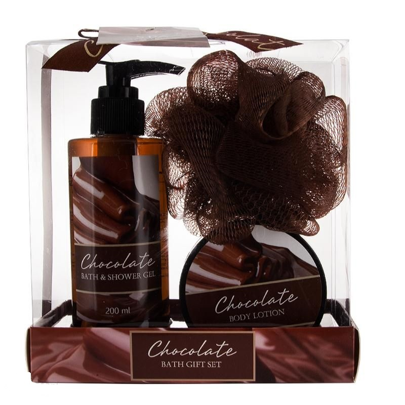 Estetica Spa Chocolate Set