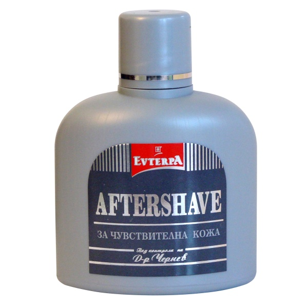 Evterpa Aftershave for sensitive skin