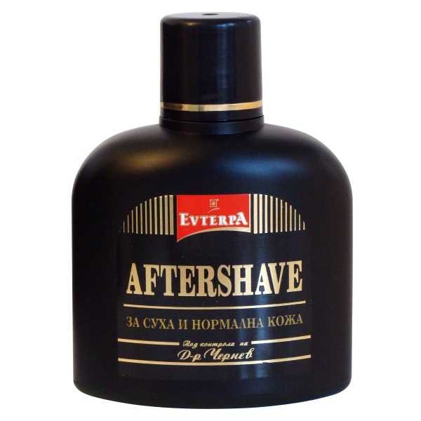 Evterpa Aftershave for dry and normal skin