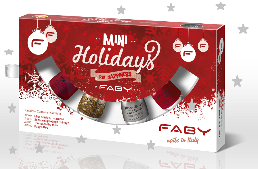 Faby Mini Holidays Collection 2015