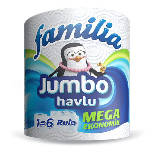 Familia Jumbo kitchen towel