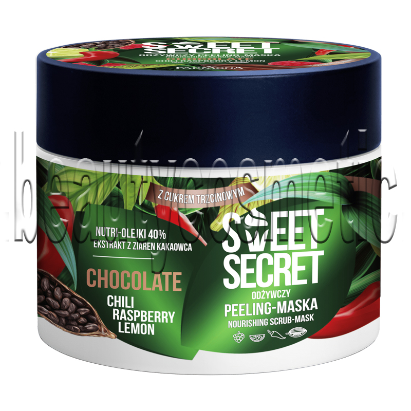 Farmona Sweet Secret маслено захарен пилинг Шоколад