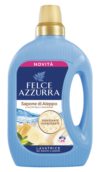 Felce Azzurra Soap from Aleppo liquid detergent 1595ml