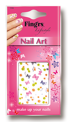 Fingrs beautycosmetic online store fingrs 3d jeweled stick on decals 1184 prinsesfo Image collections