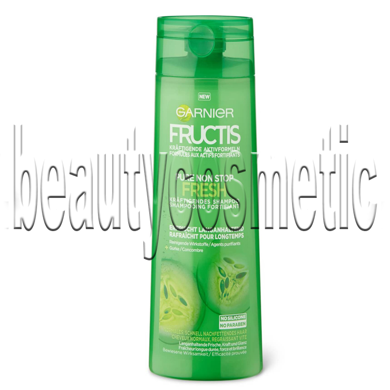 Fructis Pure Fresh Shampoo for Oily Hair 250ml