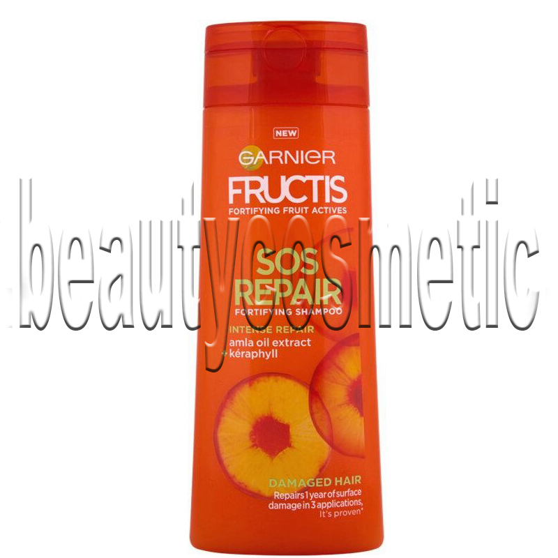 Fructis SOS Repair shampoo 250ml