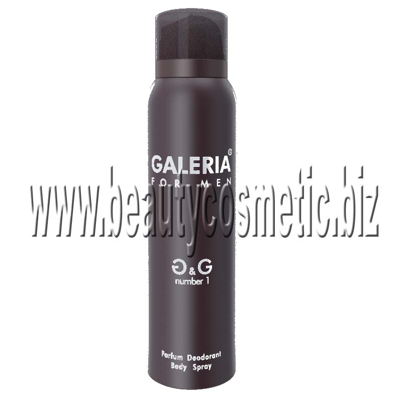 Galeria Number 1 Deo spray M