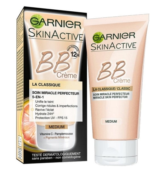 Garnier Miracle Skin Perfector daily all-in-one B.B.cream Classic