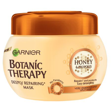 Garnier Botanic Therapy Honey & Propolis  маска за коса