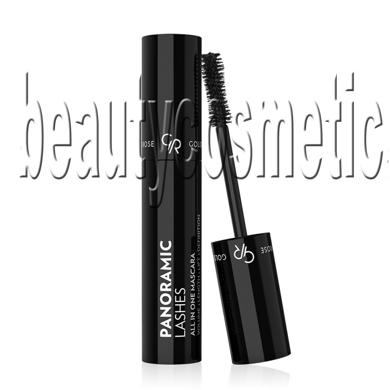 Golden Rose Panoramic Lashes mascara