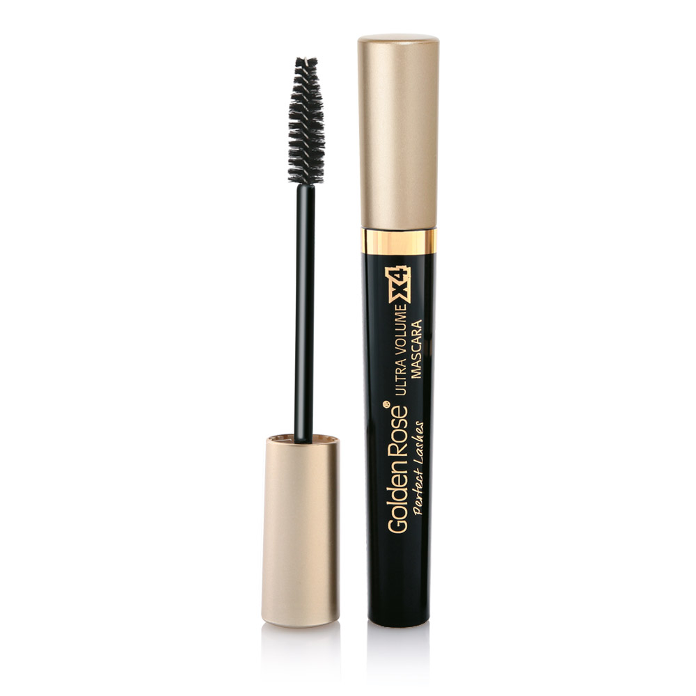 Golden rose Perfect Lashes Спирала за Обем x4