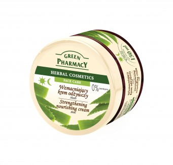 Green Pharmacy nourishing cream Aloe