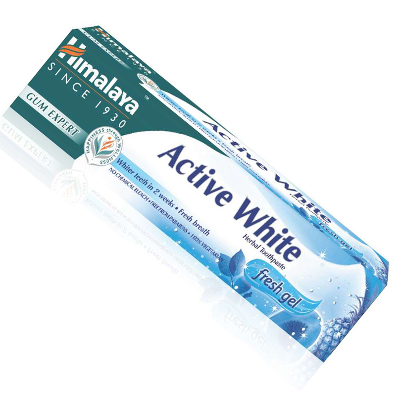 Himalaya Active White гел паста за зъби