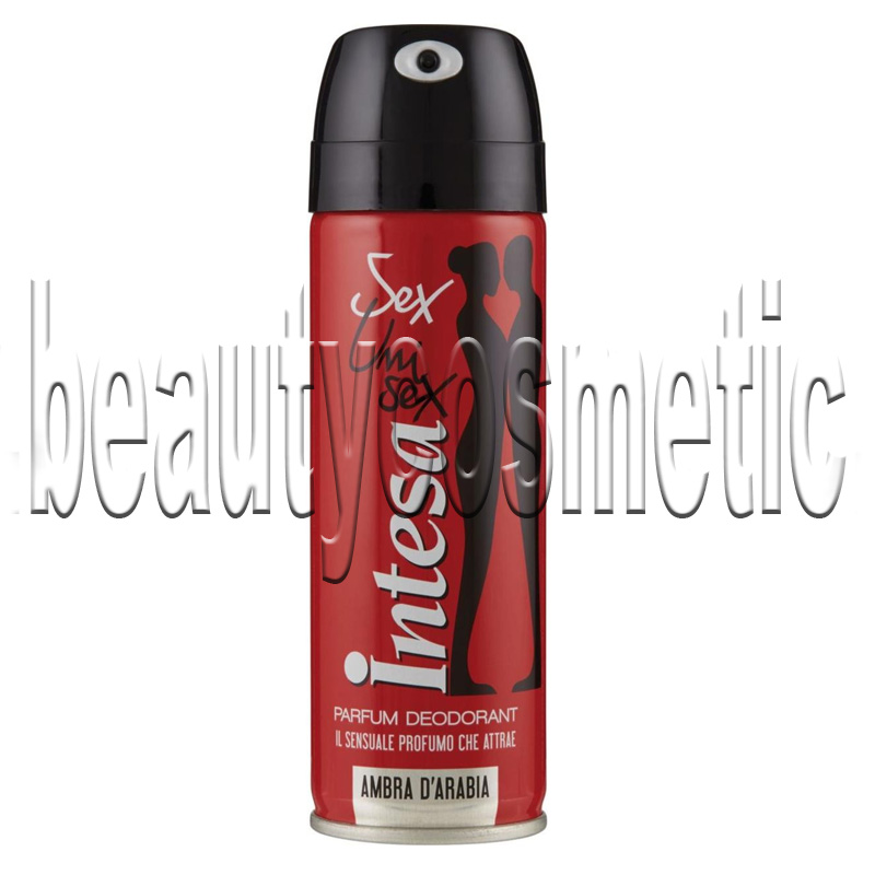 Intesa UniSex Ambra deo spray