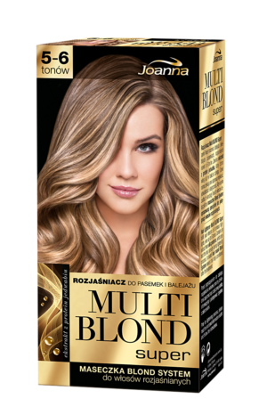 Joanna Multi Blond изсветлител за коса