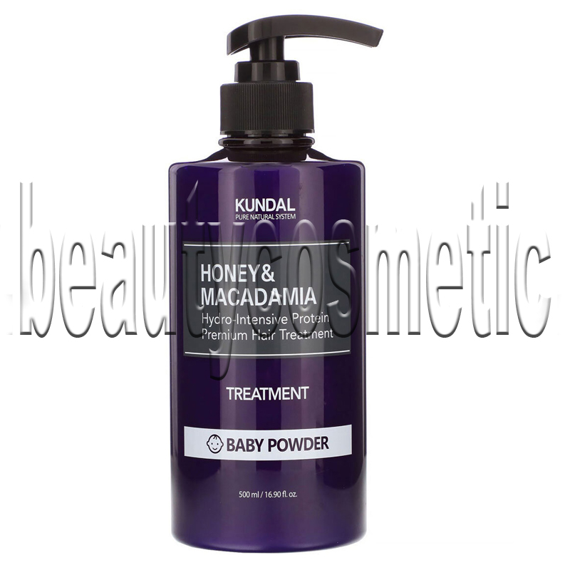 Kundal Honey & Macadamia Baby Powder балсам