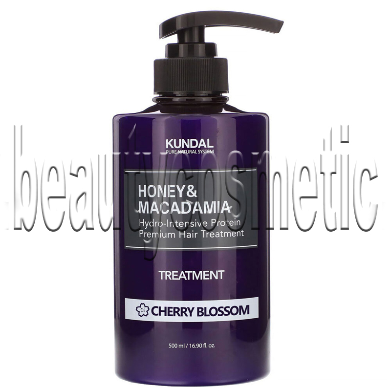 Kundal Honey & Macadamia Cherry Blossom балсам
