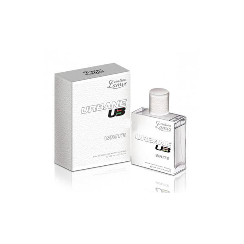 Lamis Urbane UB White EDT 100ml